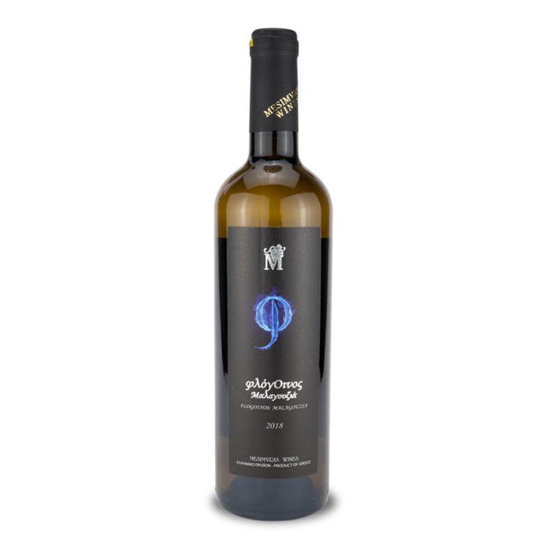Griechischer Weißwein Malagousia