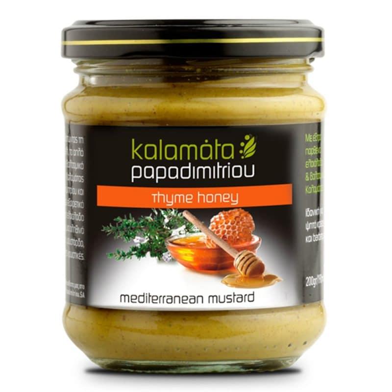 Griechischer Senf Papadimitriou