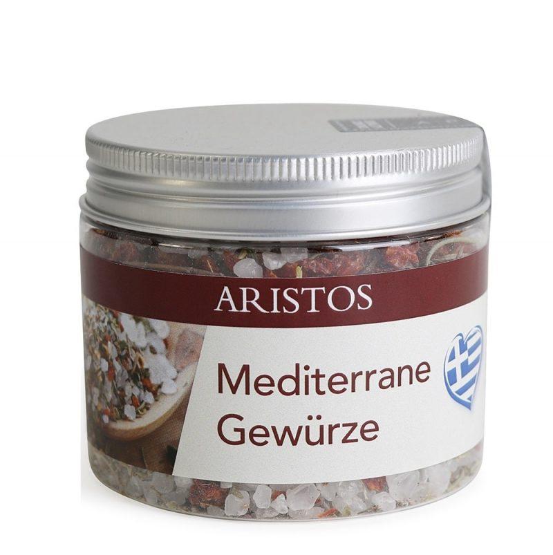 Grobes Meersalz fü Salzmühlen mediterrane Kräuter
