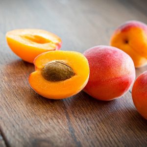 Griechische Aprikosen