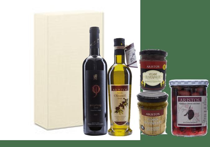 Olivenöl Geschenk-Mix