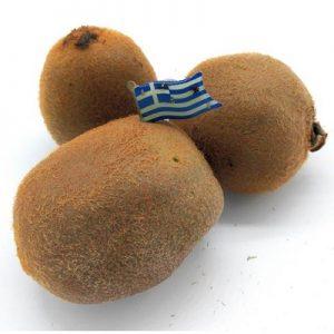 Griechische Kiwi zum sofortigen Verzehr