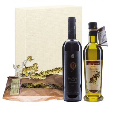 Olivenöl Geschenkset 3tlg