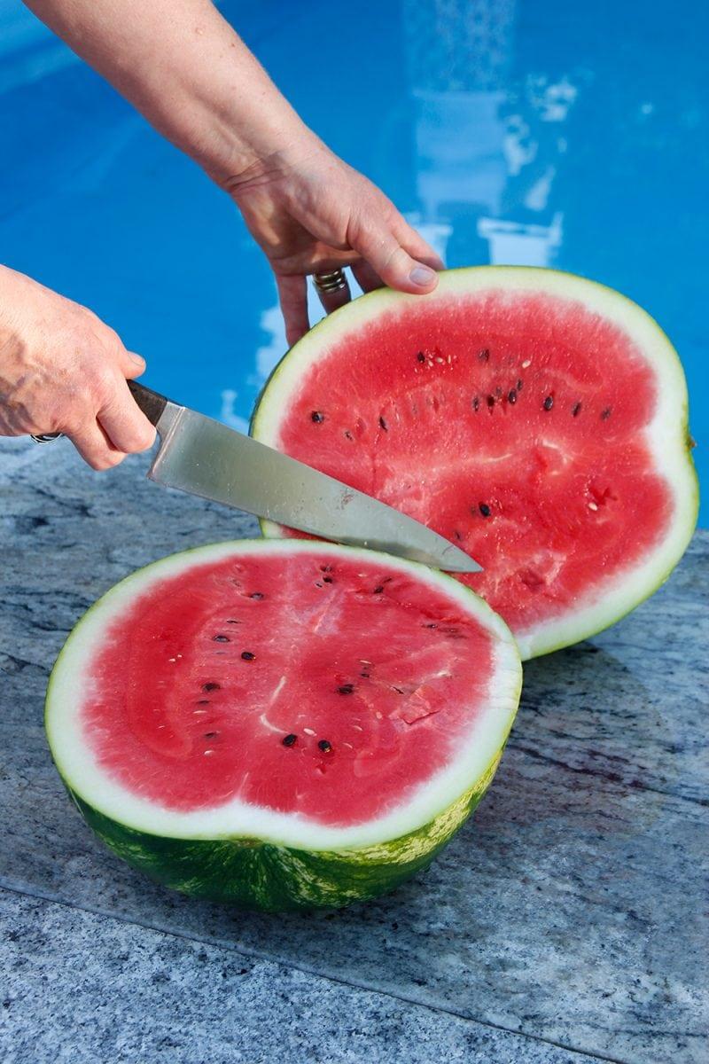 Aristos griechische Wassermelone