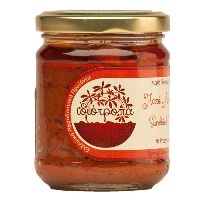Tomatenaufstrich Gewürzpaste