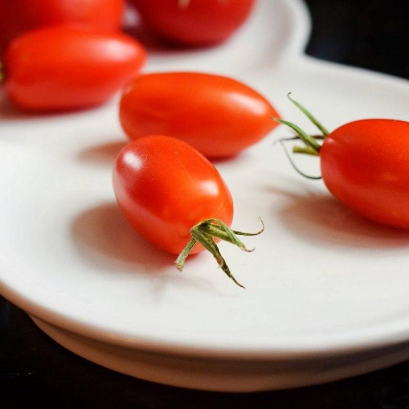 Bio Kirschtomaten aus Griechenland